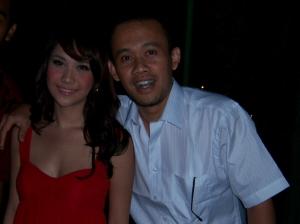 Yang pasti ini bukan tangannya Jokowi, tapi tangannya Sani, Oh Sani